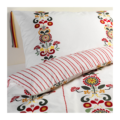 Quilt cover & pillow case - Ikea