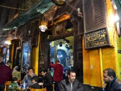 Iconic Coffee Shops of Cairo