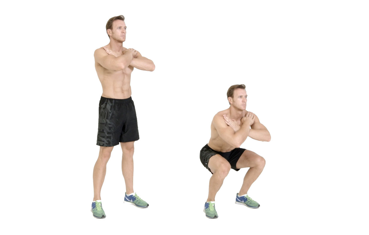 Best Workout Using Your Body Weight