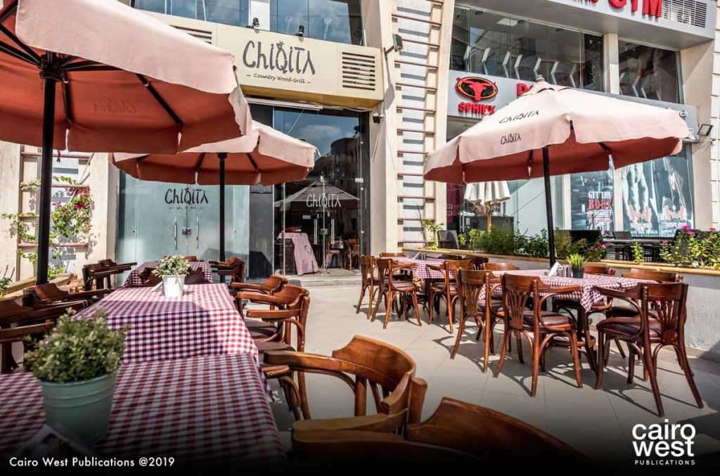 Chiqita Country Wood Grill in Beverly Hills