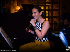Interview with Noha Fekry at The Jazz Bar for International Jazz Day