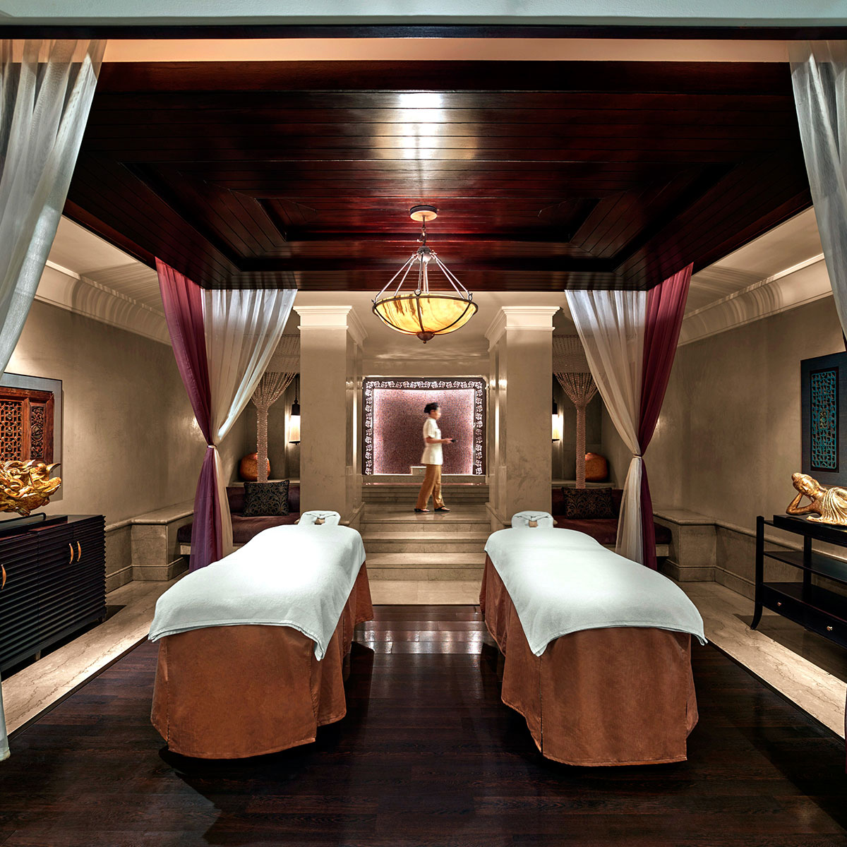 Mandara Spa at JW Marriott in New Cairo