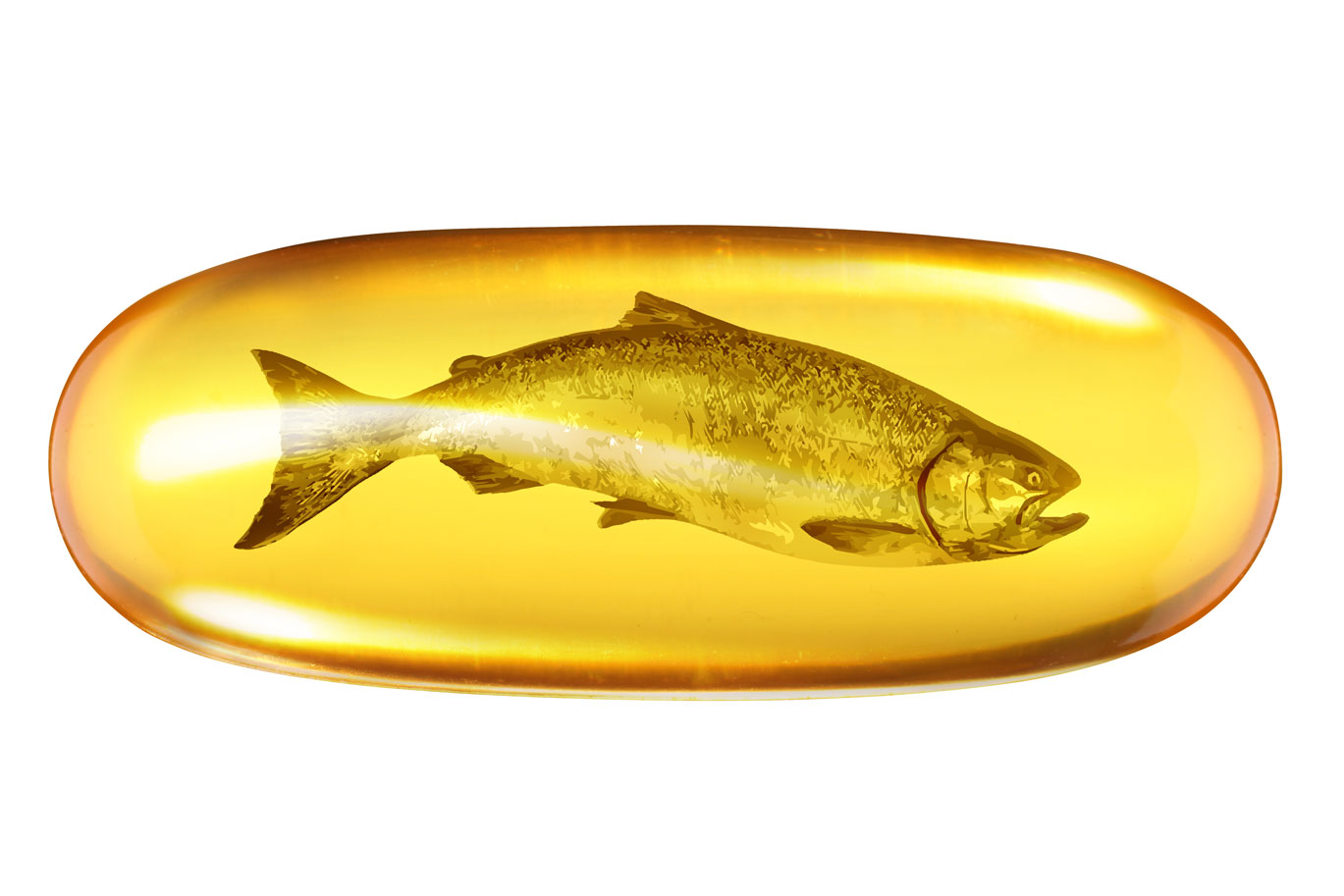 Improve mood memory and focus with omega 3 fish oil for Fish oil memory