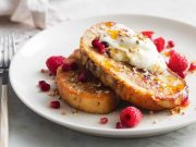 Marlyn's Nutella French Toast