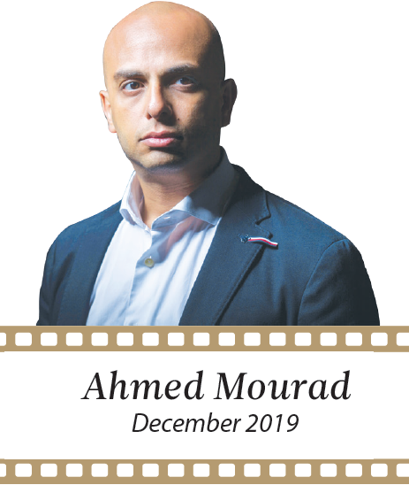 Ahmed Mourad