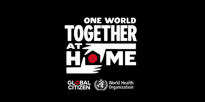 global citizen together at home