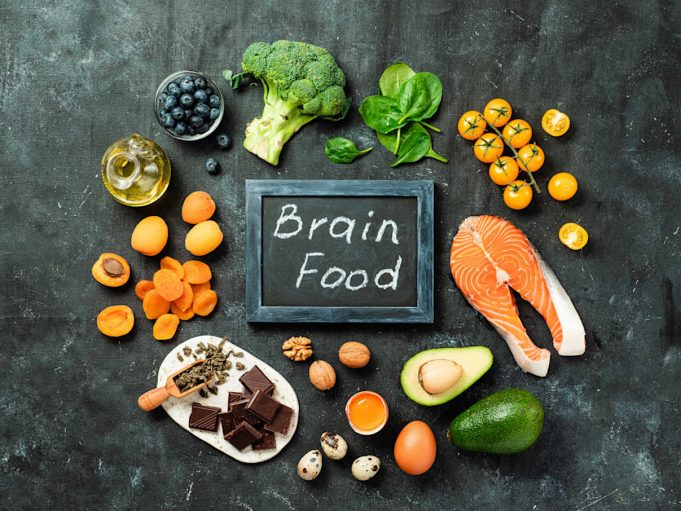 Nutrition for good mental health