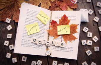 October's book recommendations