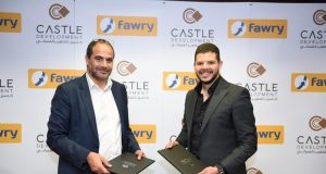 Castle Development and Fawry Sign A Protocol