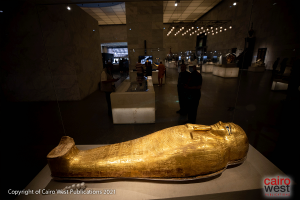 The National Museum of Egyptian Civilization