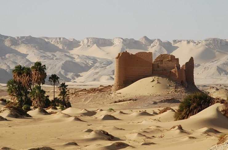 Natural Healing Spots in Egypt