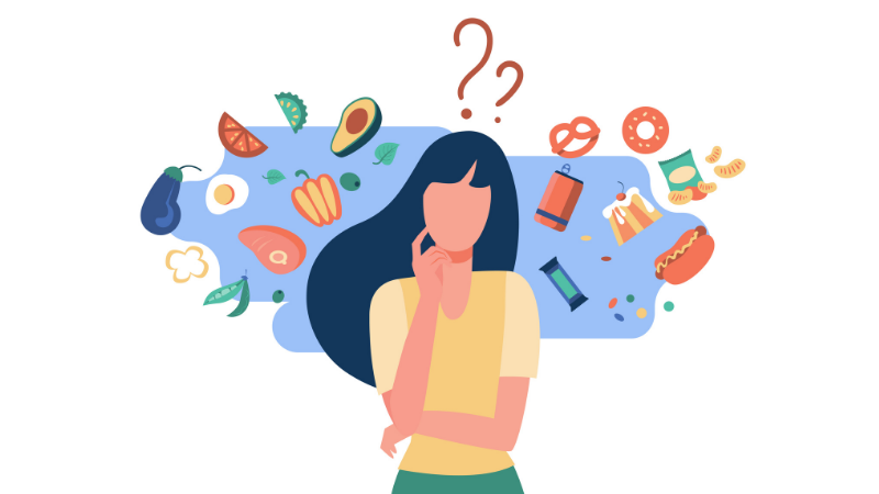 How Nutrition Affects Our Mental Health